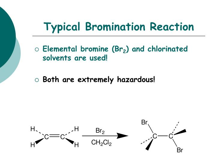 Typical Bromination Reaction