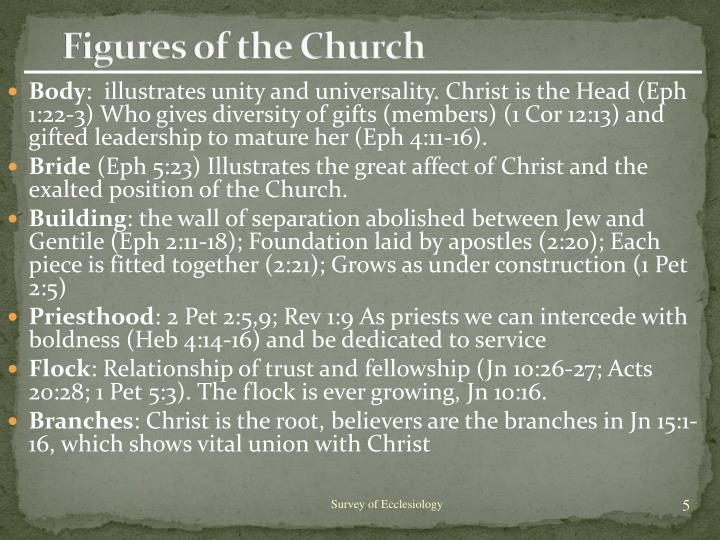 Figures of the Church