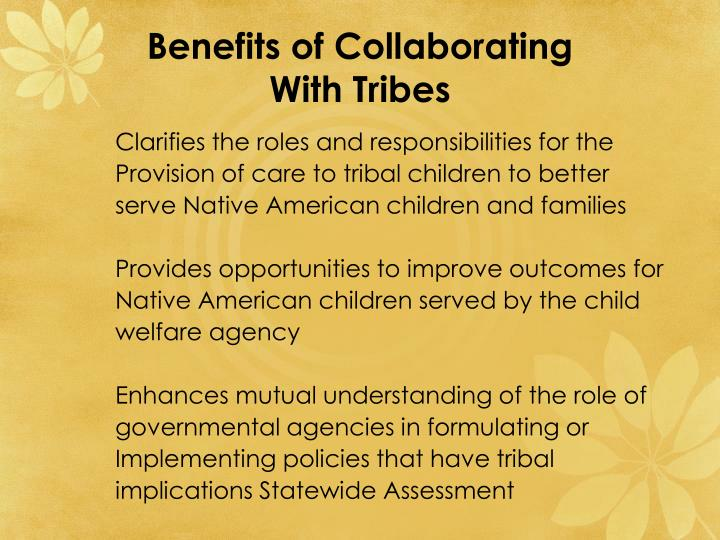 Benefits of Collaborating