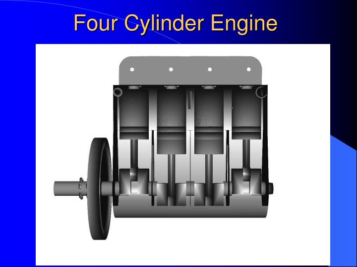 Four Cylinder Engine