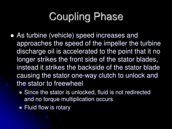 Coupling Phase