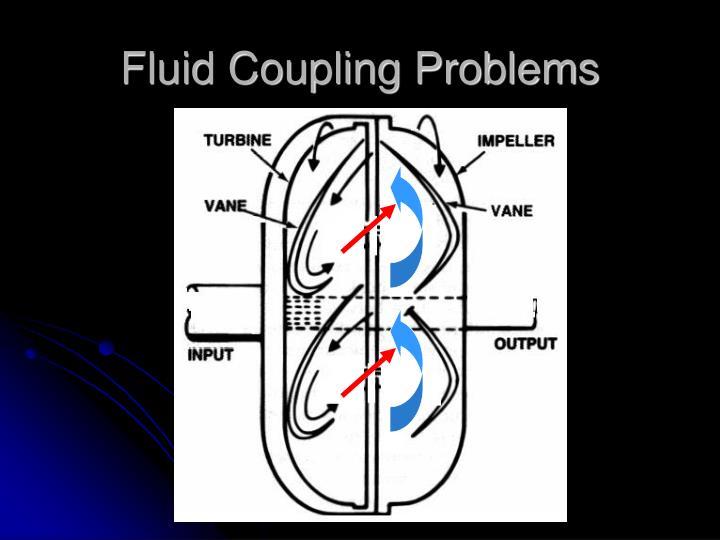 Fluid Coupling Problems