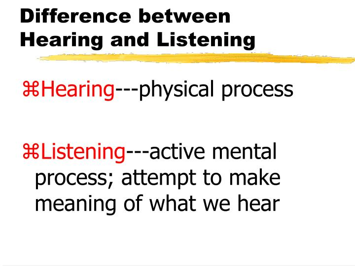 hearing and listening Ear agent attempts to improve your hearing with the power of android depending on how good your phone is, it can become a high-powered listening device.