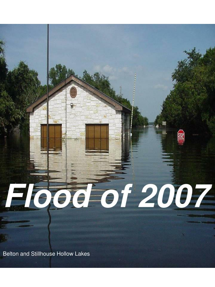 Flood of 2007