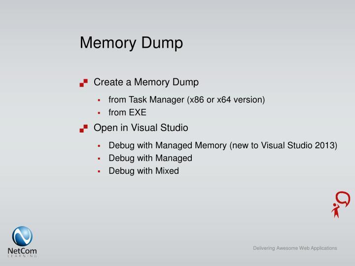 Memory Dump