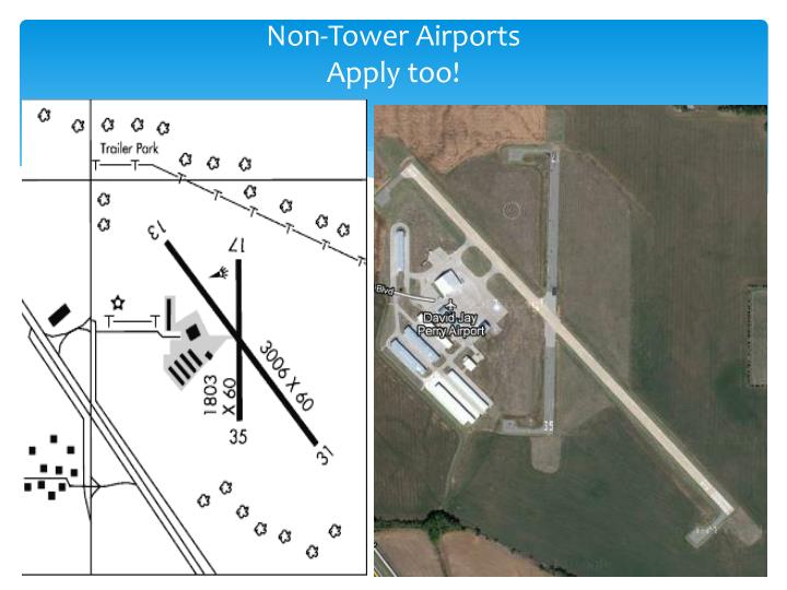 Non-Tower Airports