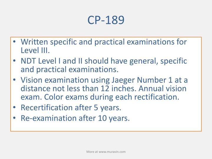 CP-189