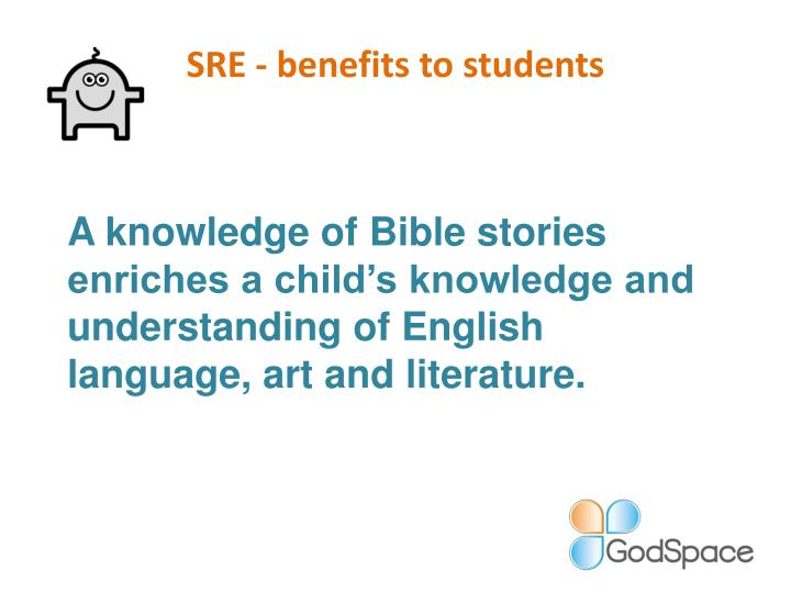 SRE - benefits to students