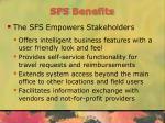 sfs benefits2