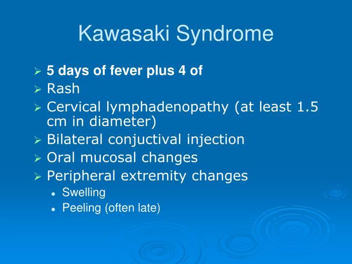 Kawasaki Syndrome