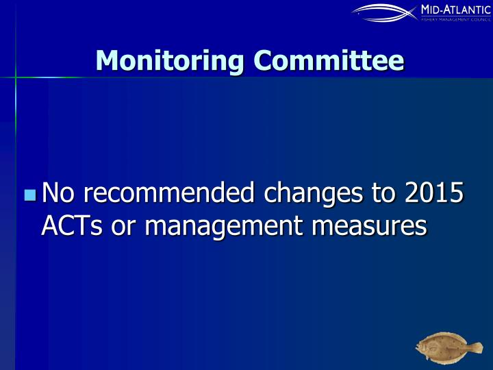 Monitoring Committee