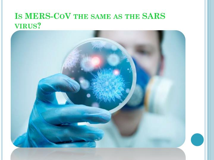 Is MERS-
