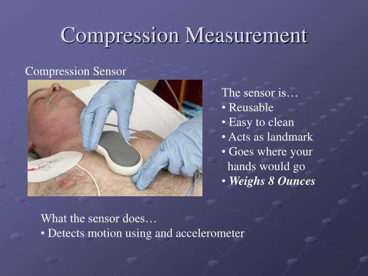 Compression Measurement
