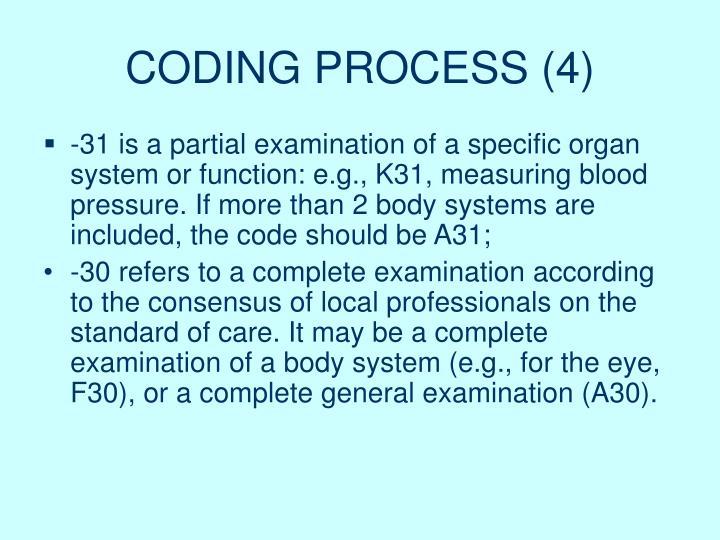 CODING PROCESS (4)