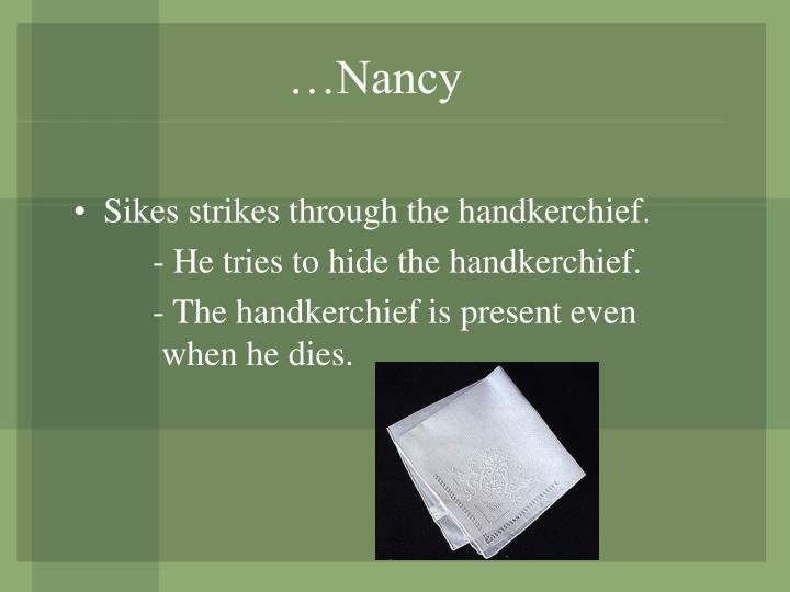…Nancy