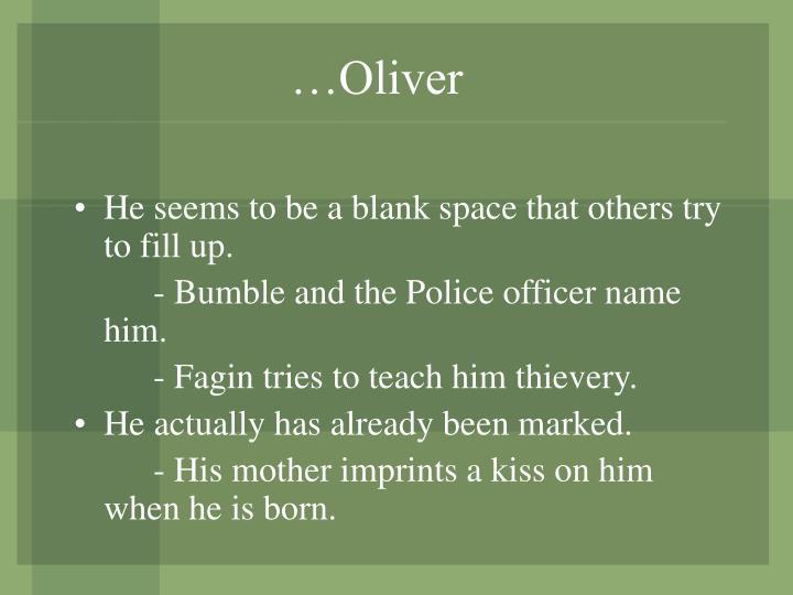 …Oliver