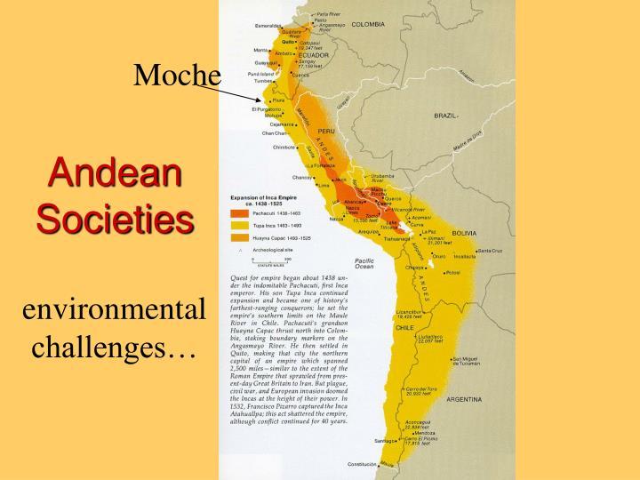 Andean Societies