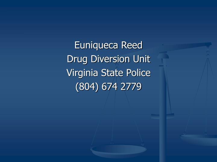 Euniqueca Reed