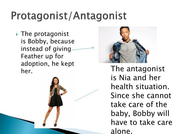 Protagonist/Antagonist