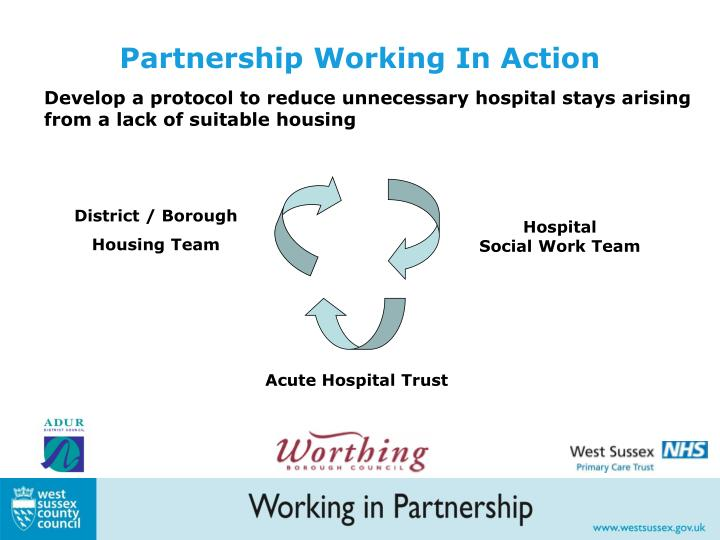 Partnership Working In Action