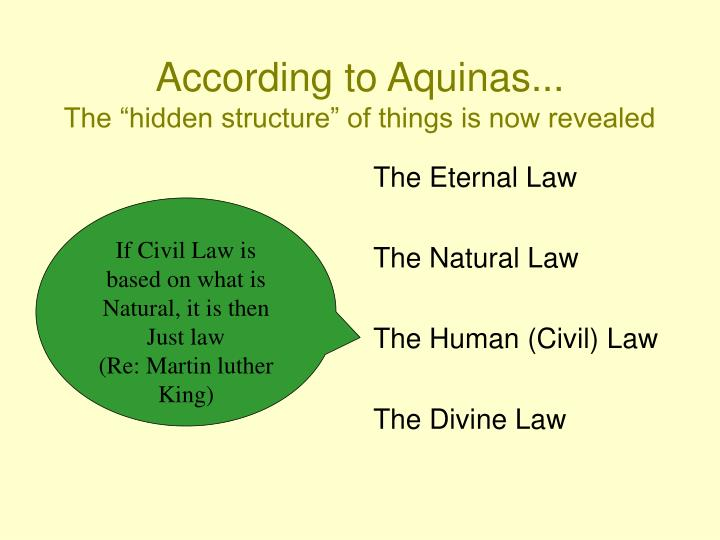 The Eternal Law