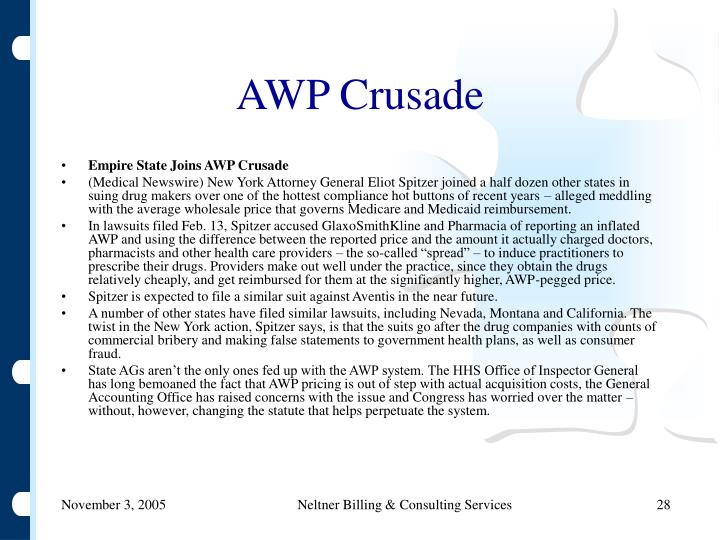 AWP Crusade