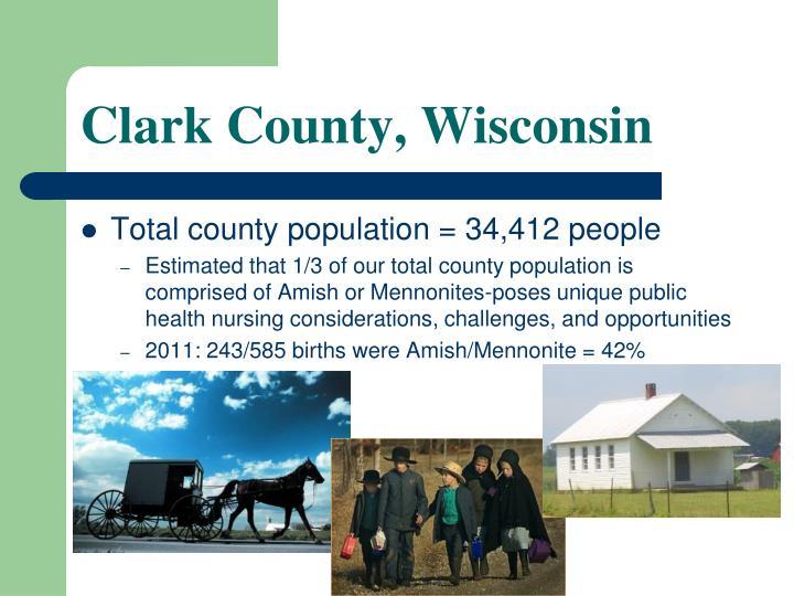 Clark County, Wisconsin