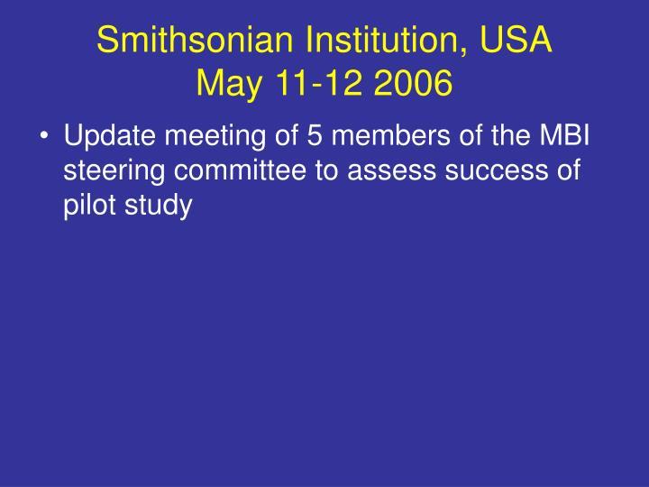 Smithsonian Institution, USA