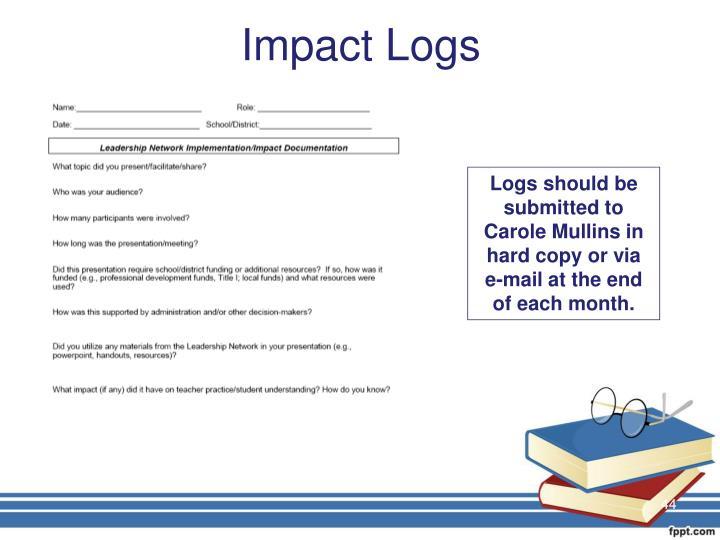 Impact Logs