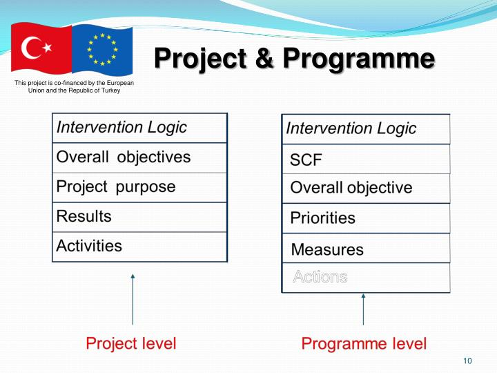 Project & Programme