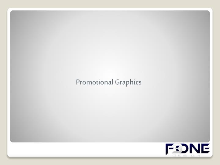 Promotional Graphics