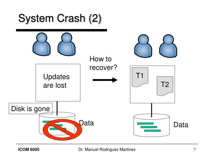System Crash (2)