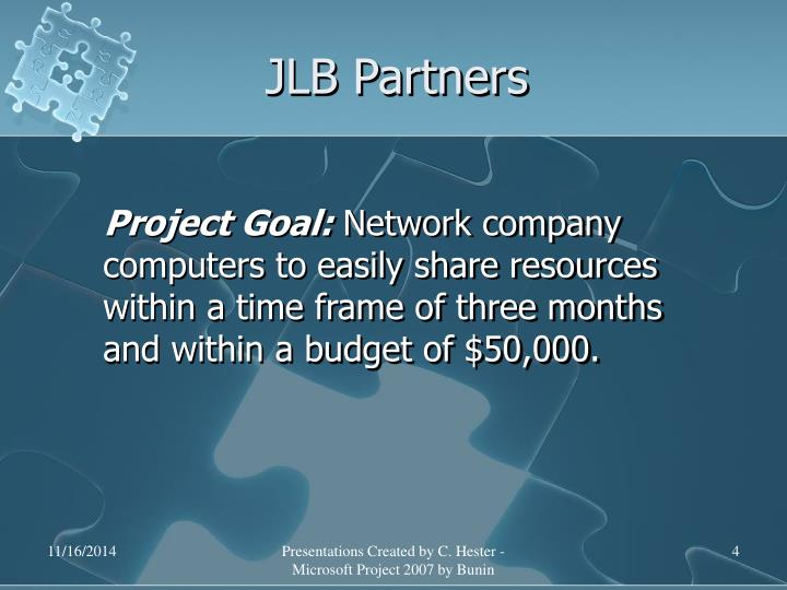 JLB Partners