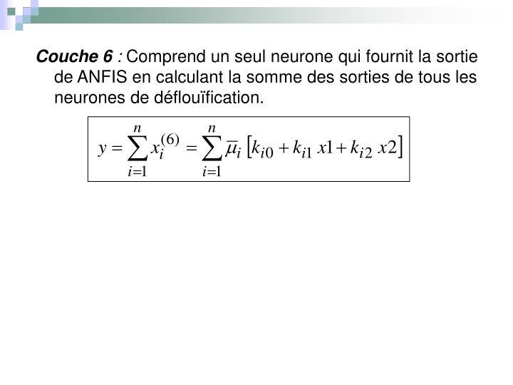 Couche 6