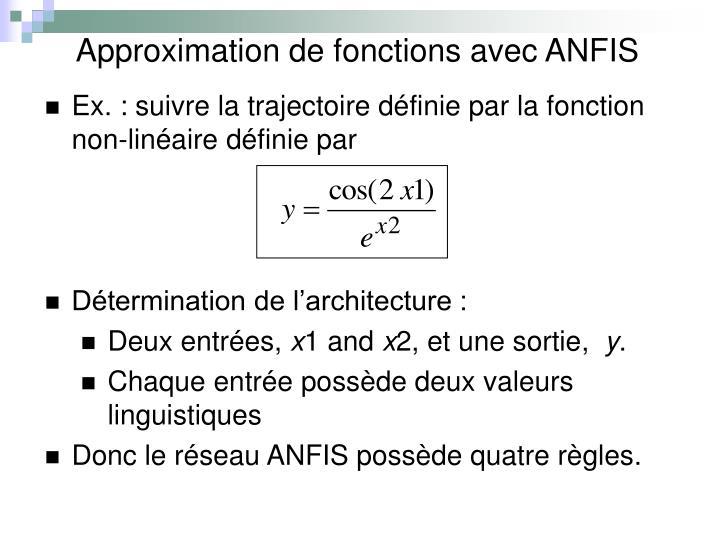 Approximation de