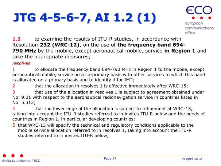 JTG 4-5-6-7, AI 1.2 (1)