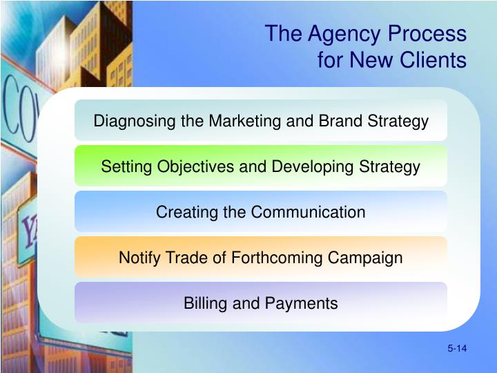 The Agency Process