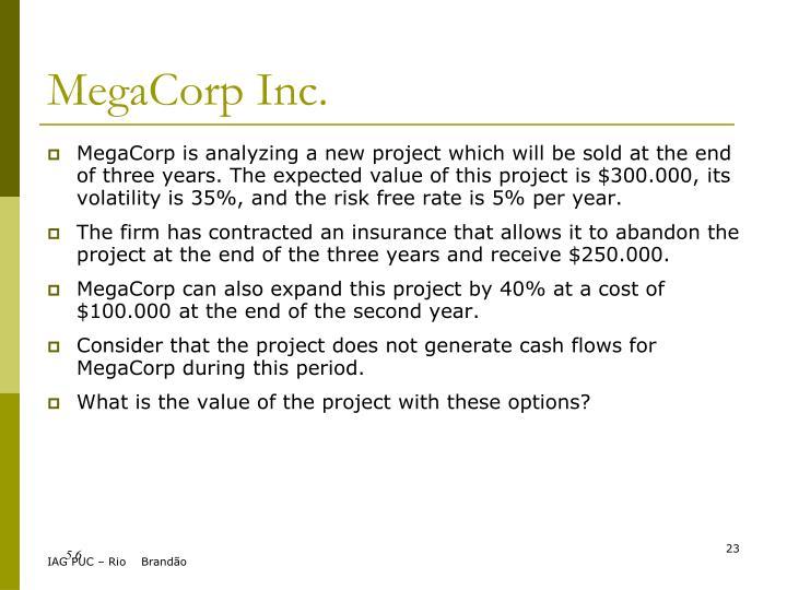 MegaCorp Inc.