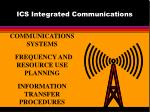 ics integrated communications