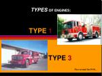 types of engines