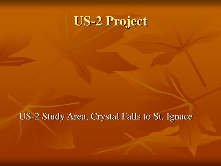 US-2 Project