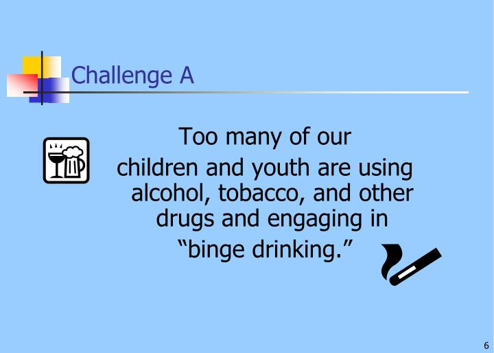 Challenge A