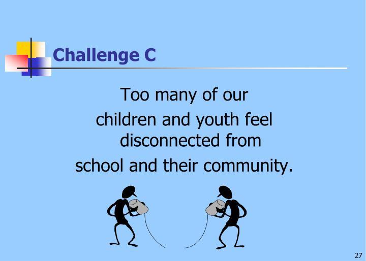 Challenge C