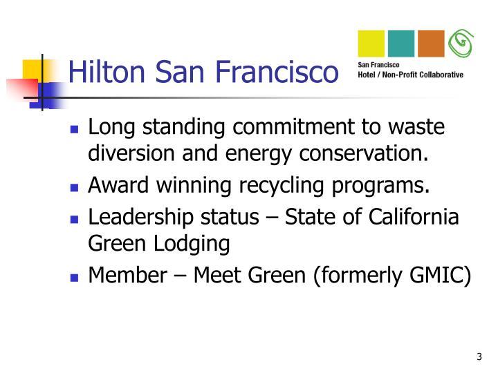 Hilton San Francisco