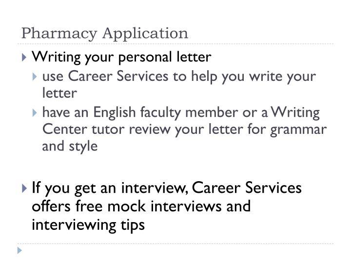 Pharmacy Application