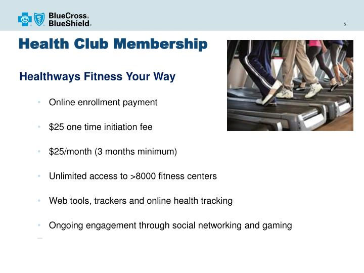 Health Club Membership