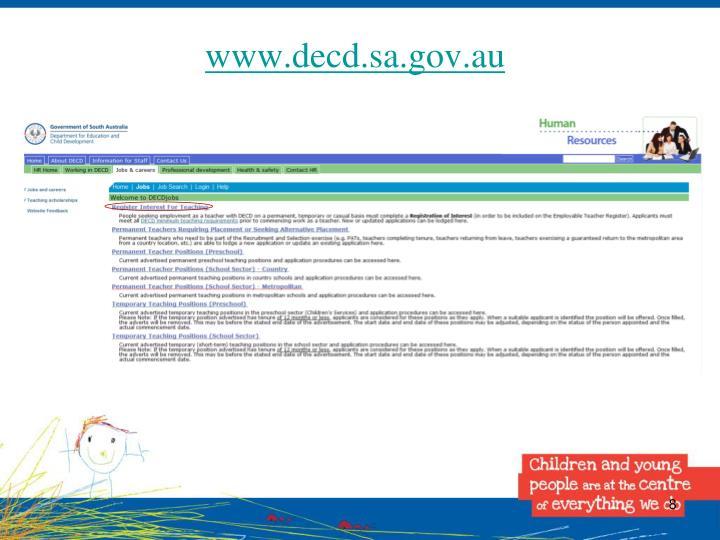 www.decd.sa.gov.au