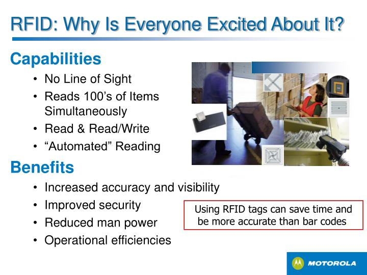 RFID: Why Is Everyone Excited About It?