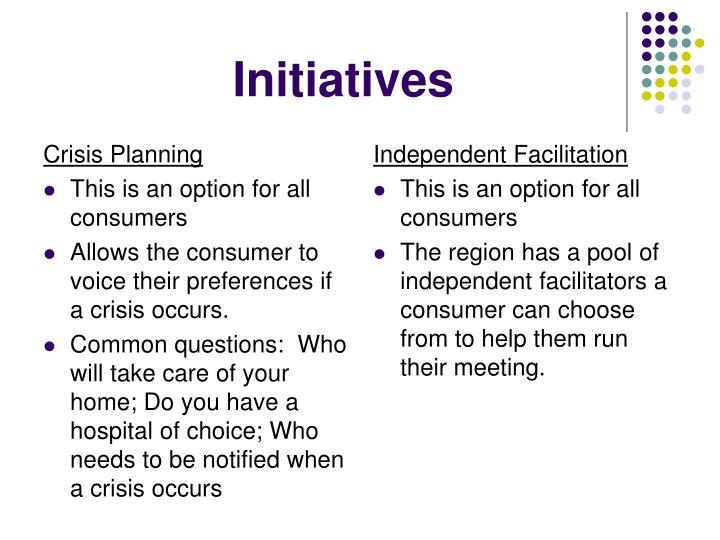 Crisis Planning