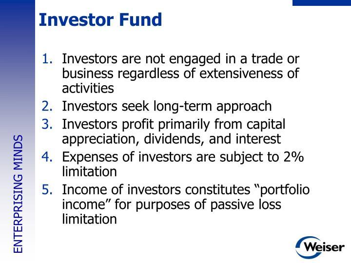 Investor Fund